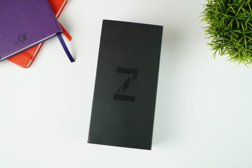 unboxing Galaxy z flip español