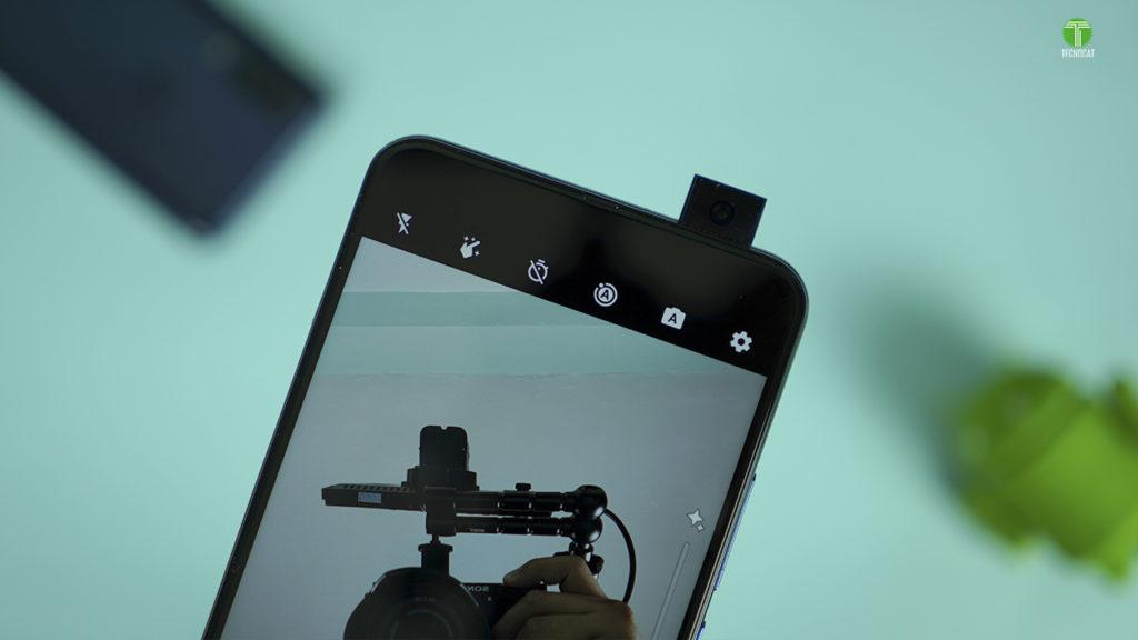 Activar cámara sin desbloquear