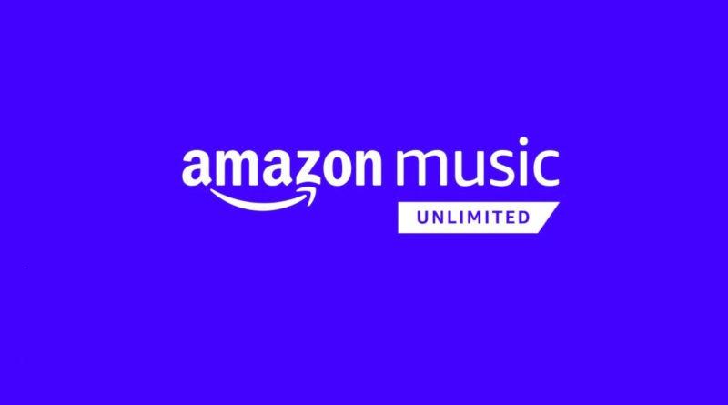 Amazon Music Unlimited: Música gratis por 3 meses