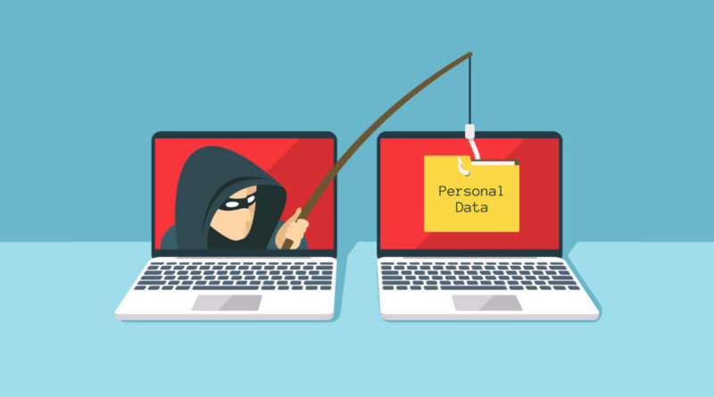 Phishing por correo