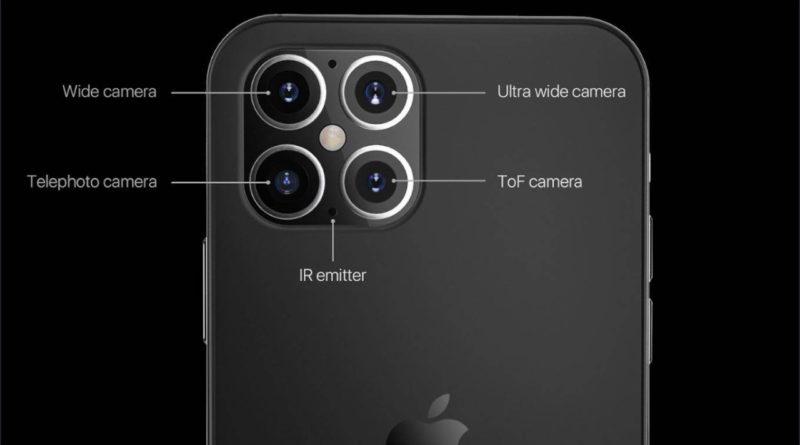 iPhone 12 Pro: Destellos de lo que se veríamos en septiembre