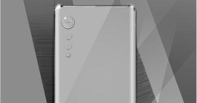 Nuevo smartphone de LG: Se revela parte de su diseño