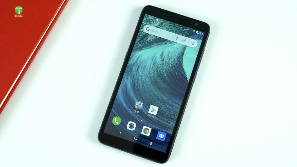 Alcatel 1B: Una opción por si necesitas lo básico en un móvil
