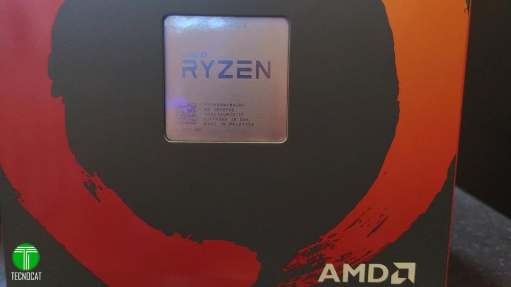 Vista del CPU