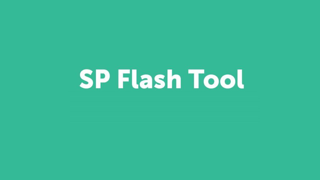 sp flash tool guia uso