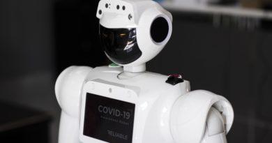 Robot sanitizar
