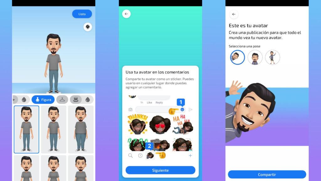 Avatar en Facebook: Crea así de fácil el tuyo