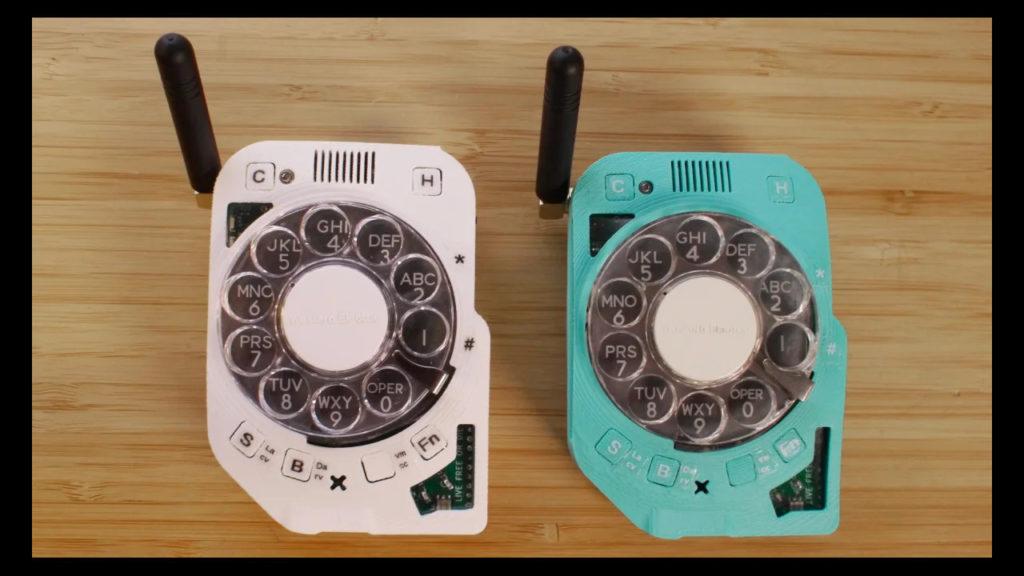 Rotary Cellphone: Un dispositivo sin touchscreen ni cámara