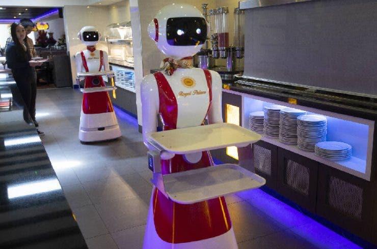 Robots Palacio Real