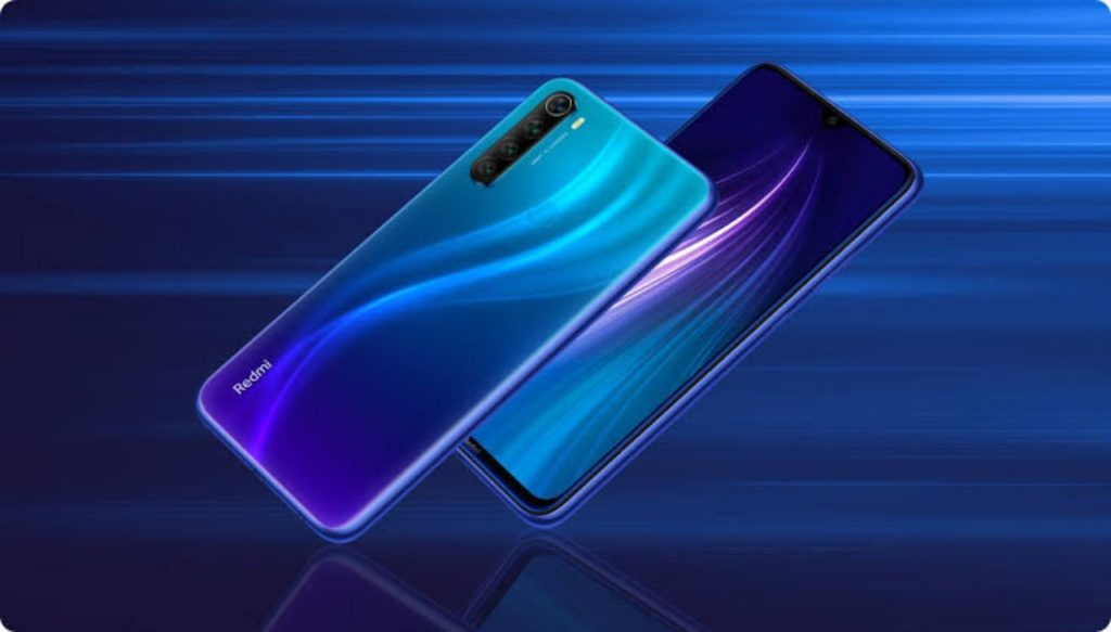 Redmi Note 8 oficial