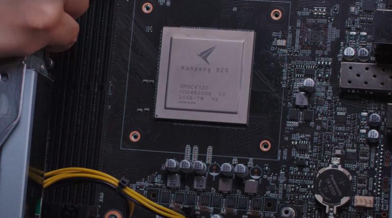 Huawei procesador