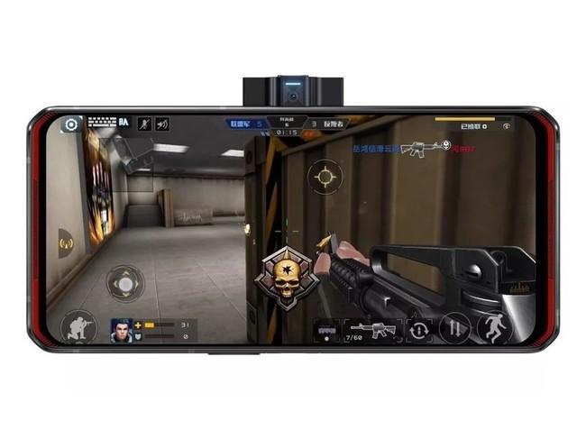 Cámara Lenovo Legion Phone