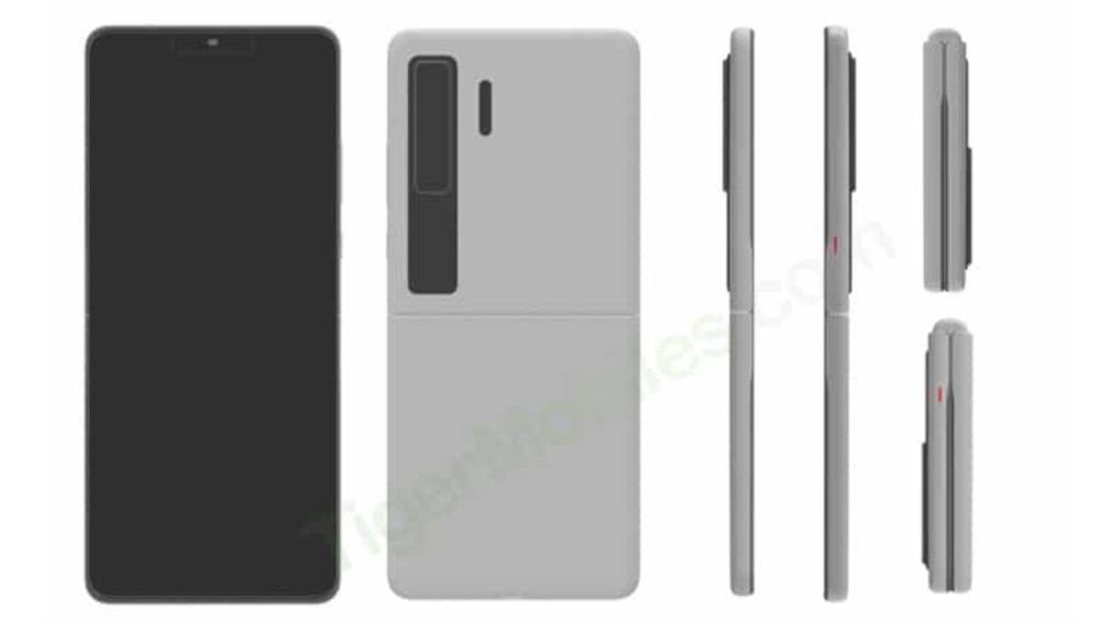 Huawei de tipo concha sería el siguiente plegable de la marca