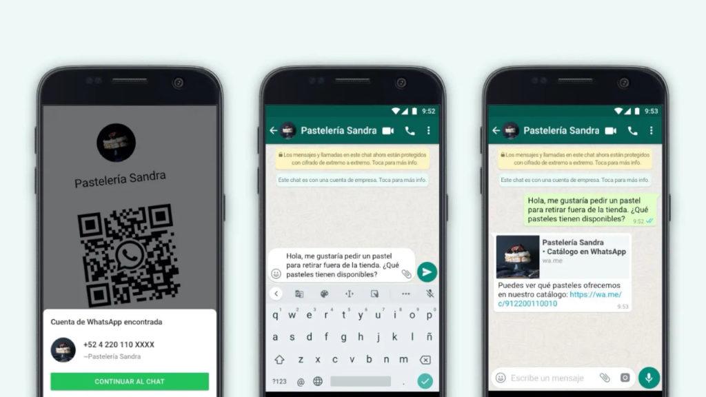WhatsApp Business: Implementación de códigos QR