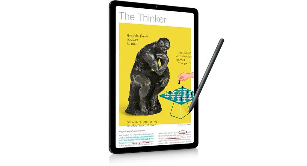Galaxy Tab S6 Lite notas
