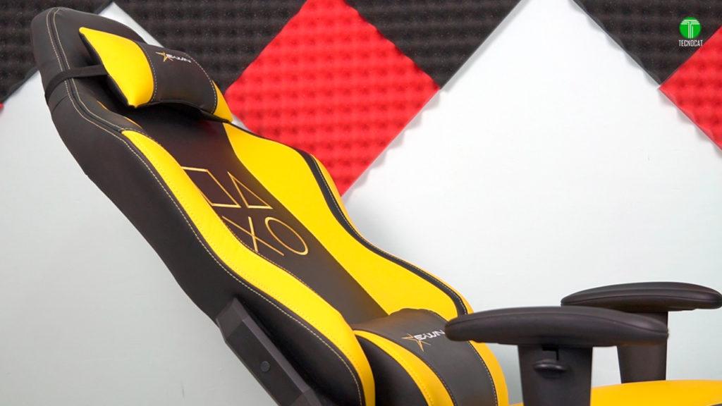 E-WIN Knight Series: Una silla gamer accesible [Review]