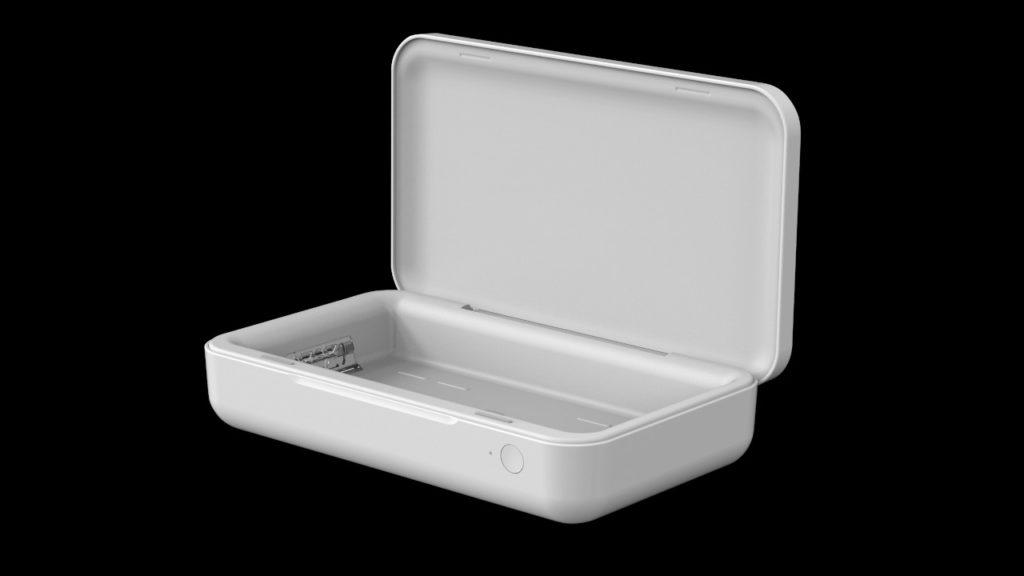 UV Sterilizer: Desinfecta tus dispositivos gracias a Samsung