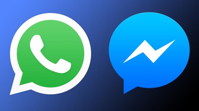 WhatsApp y Messenger