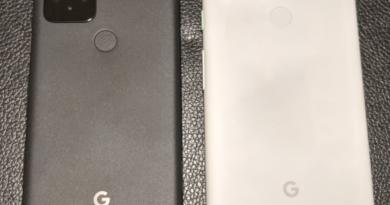 Pixel 5 y 4a 5G