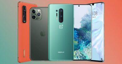 Mejores smartphones 2020 EISA