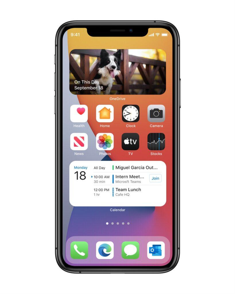 Widgets iOS 14