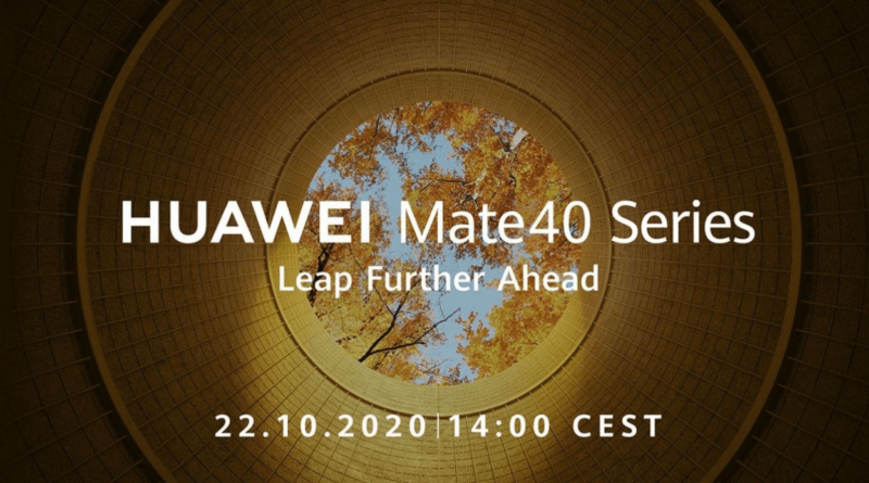 Huawei evento
