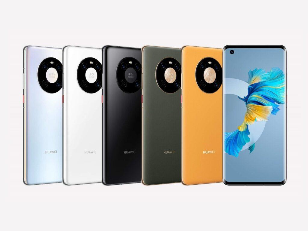 Huawei Mate 40 PRO México