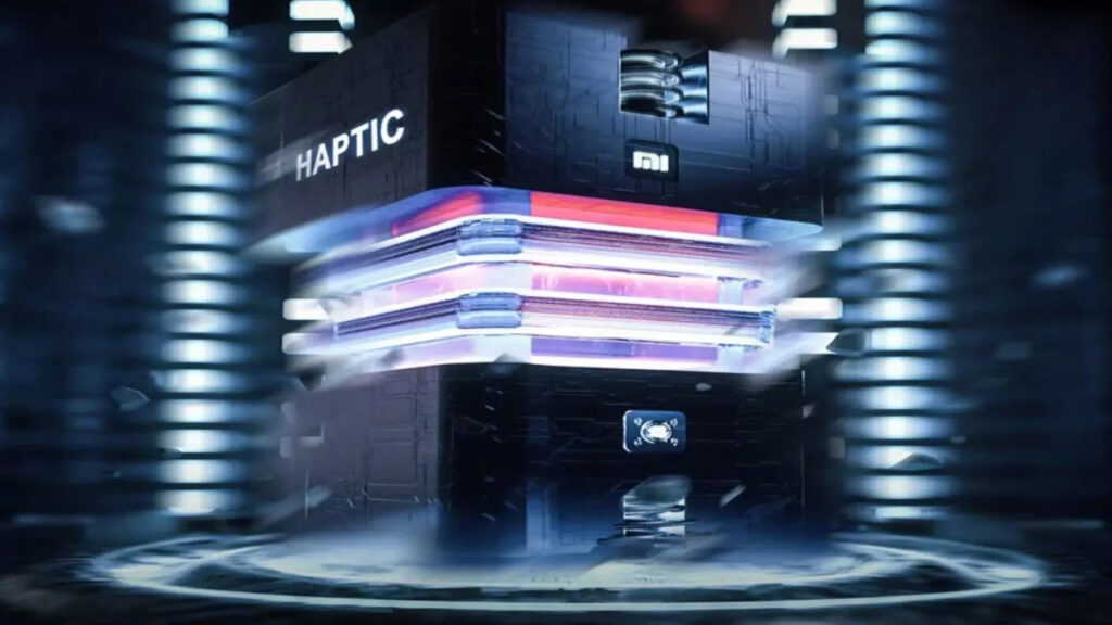 Mi Haptic: El sistema de vibración para sensaciones en 4D