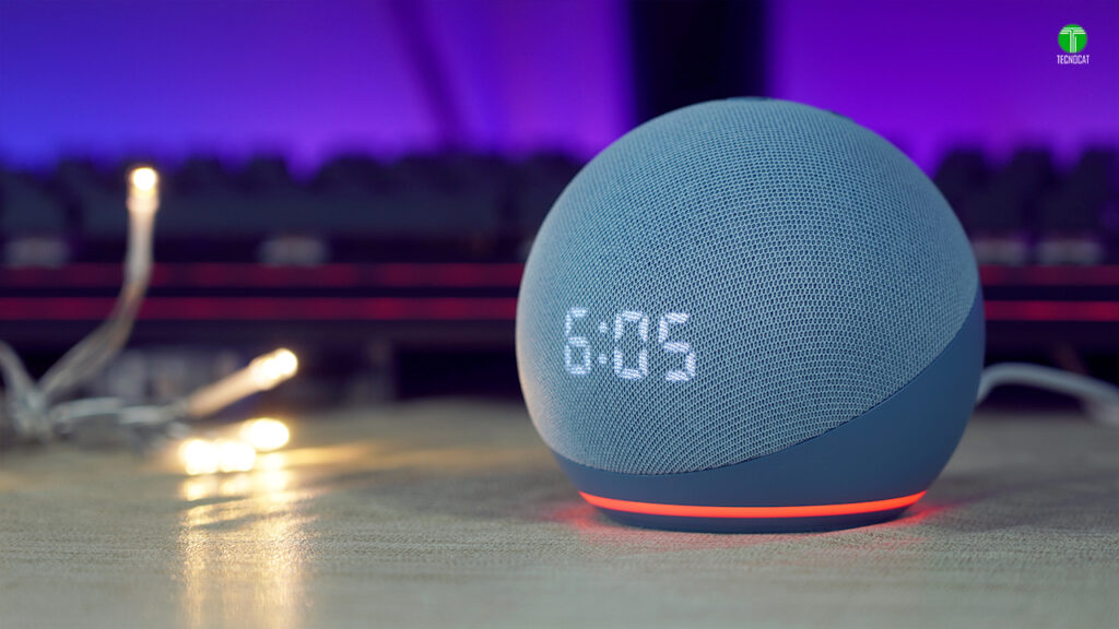 Audio Amazon Echo y Echo DOT