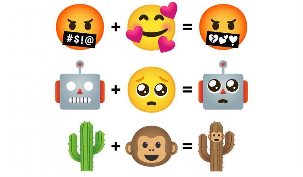 Emoji Kitchen: Combina los emojis que quieras en Android