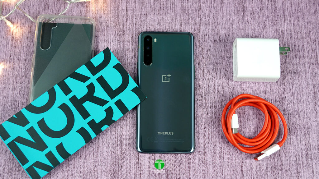 Unboxing OnePlus Nord