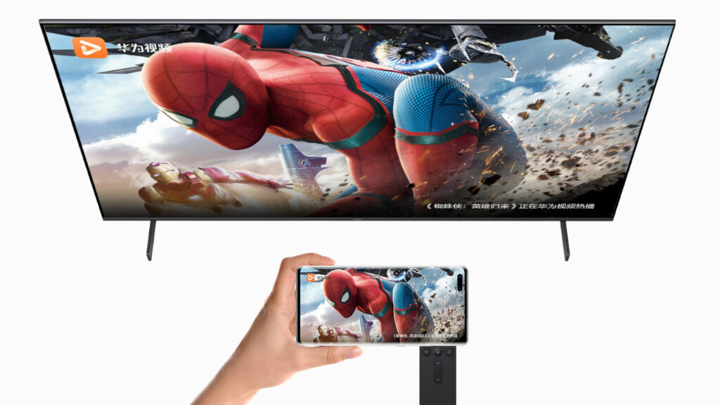 Huawei Vision S Pro: El primer televisor con Harmony OS