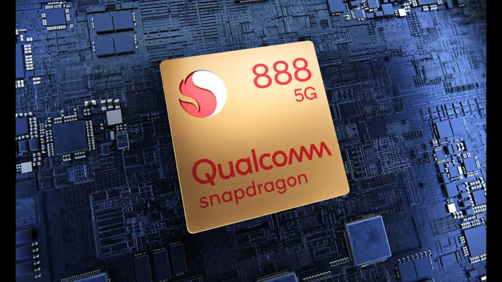 Chip Snapdragon 888: Mayor rendimiento energético y gráfico