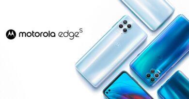 Motorola Edge S 20 5G