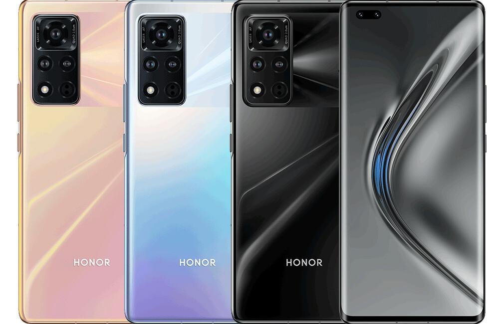 Honor V40 5G lanzamiento
