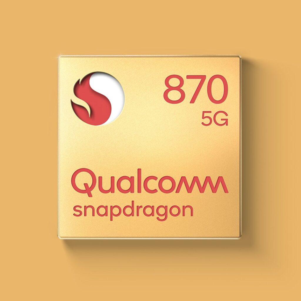 Snapdragon 870 5G: Una opción más para la gama alta