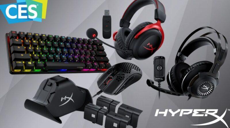 HyperX CES 2021