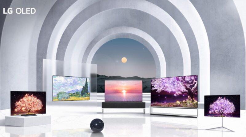 LG televisores 2021