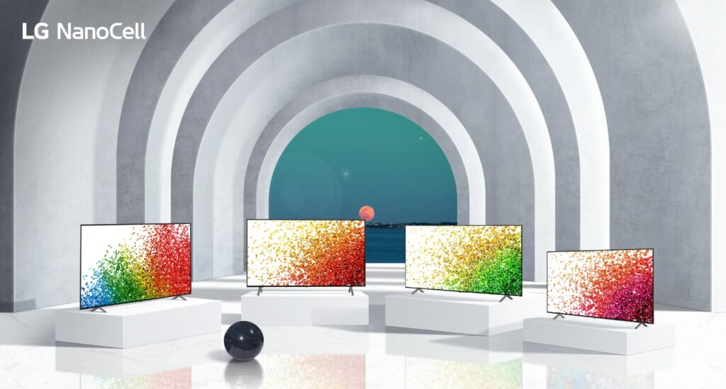 Televisores LG CES 2021