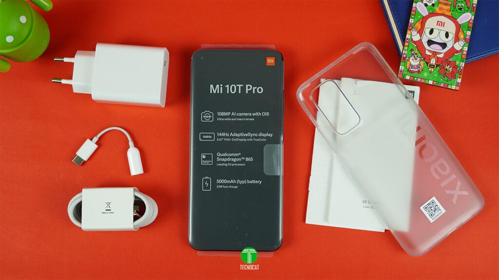 Unboxing Mi 10T Pro