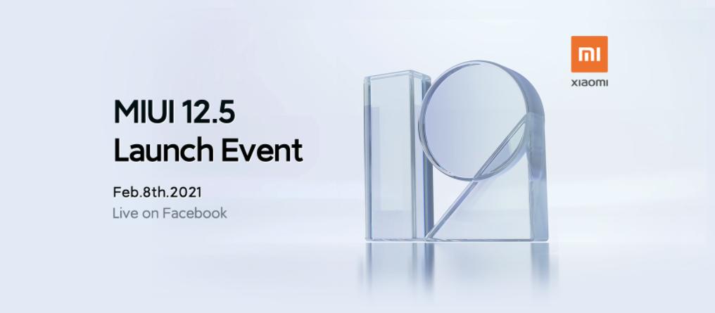 MIUI 12.5 ya tiene fecha de lanzamiento global