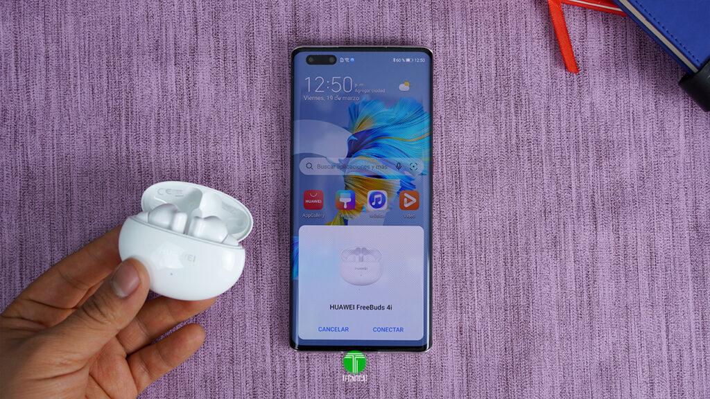 Sincronización Huawei