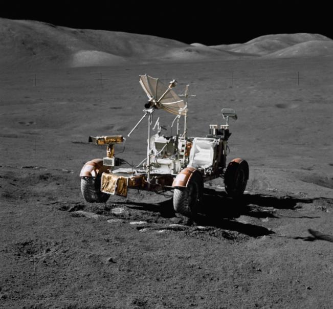 La NASA tendrá su propio radiotelescopio en la Luna