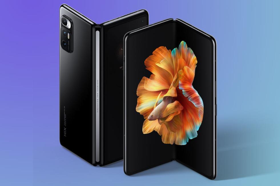 Mi Mix Fold: El plegable de Xiaomi con lente líquida