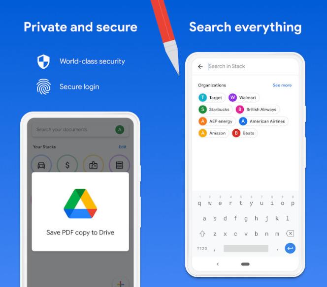 Organiza tus documentos con ayuda de Google Stack