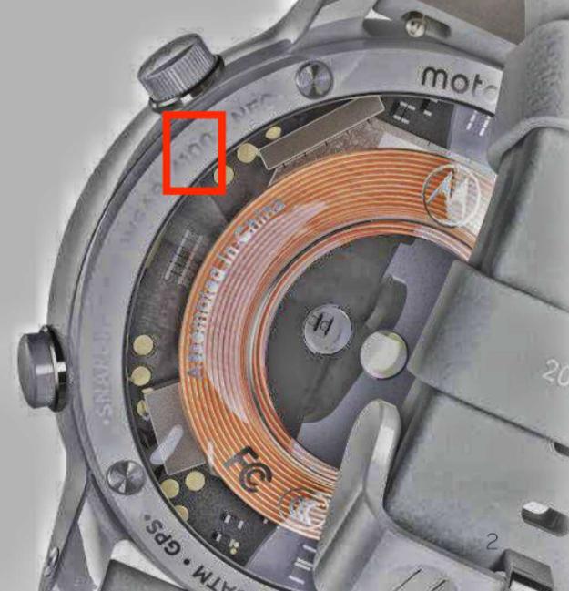 Moto G Smartwatch: Primeras specs filtradas [Fotos]