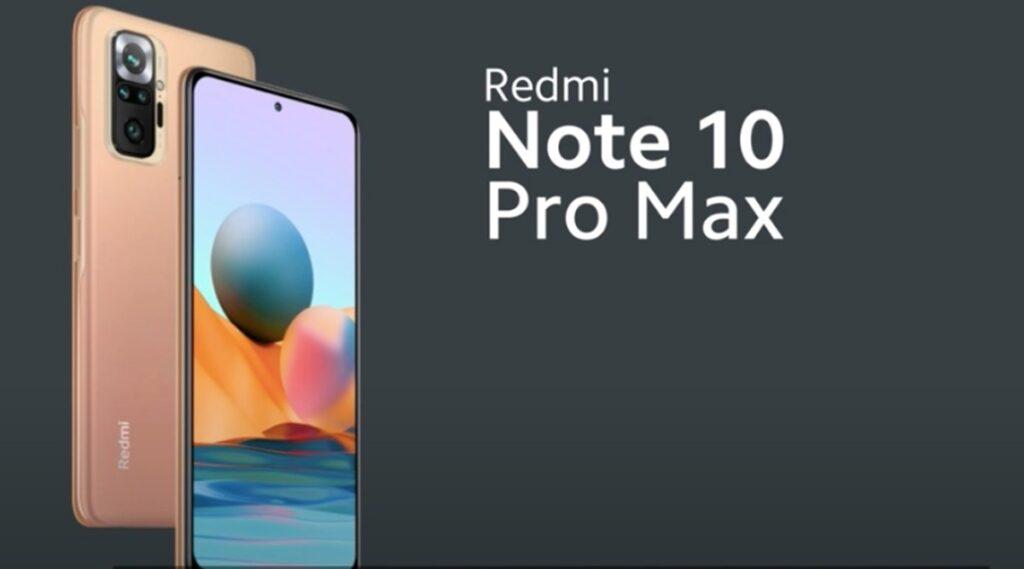 Note 10 Pro Max