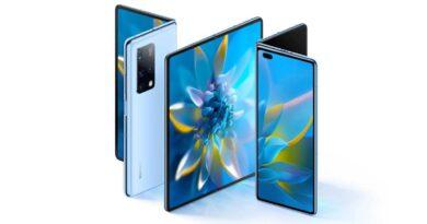 Huawei dispositivos plegables