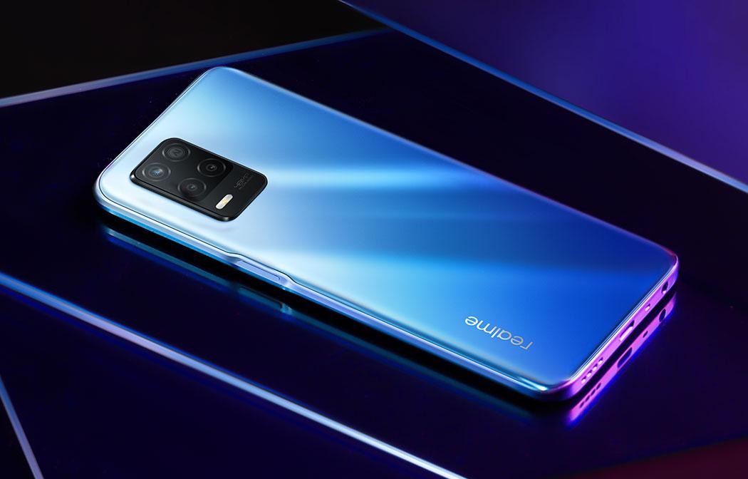 El nuevo Realme 8 5G ya es oficial: un gama media renovado, con 5G y mucho  más - Tecnocat