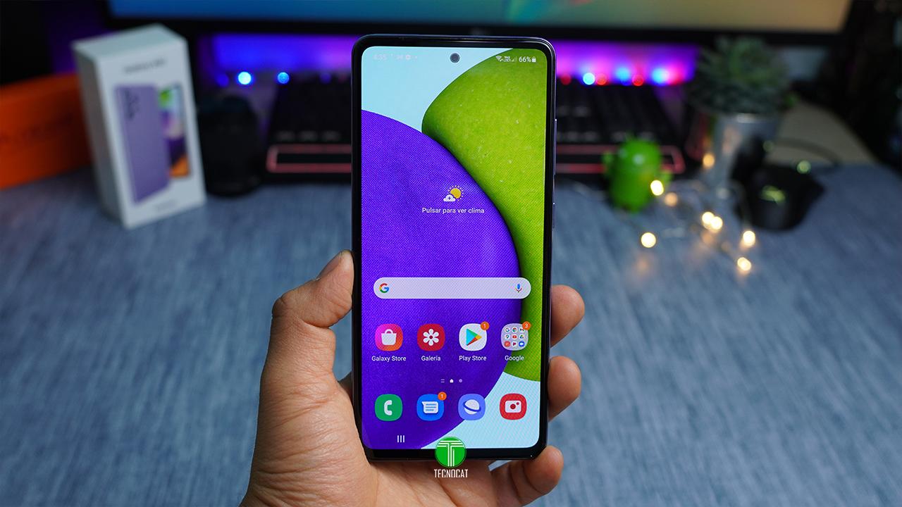 Pantalla Samsung Galaxy A52